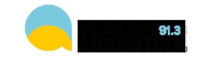 logo Aurora Radio